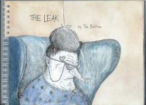 The Leak Cover