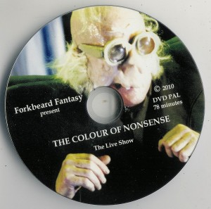 con dvd disk