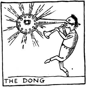 dong stamp